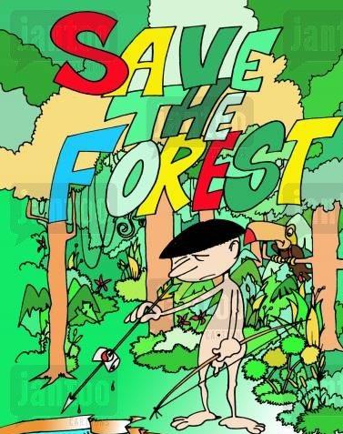 Chiến dịch bảo vệ rừng xanh của 12 cung hoàng đạo