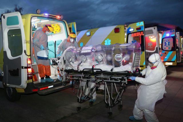 Pacientes recuperados del Covid-19