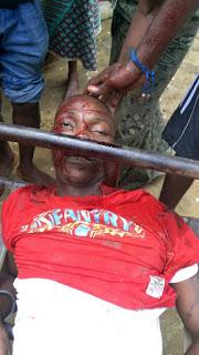 SARS officials shoot man dead in Bodo city
