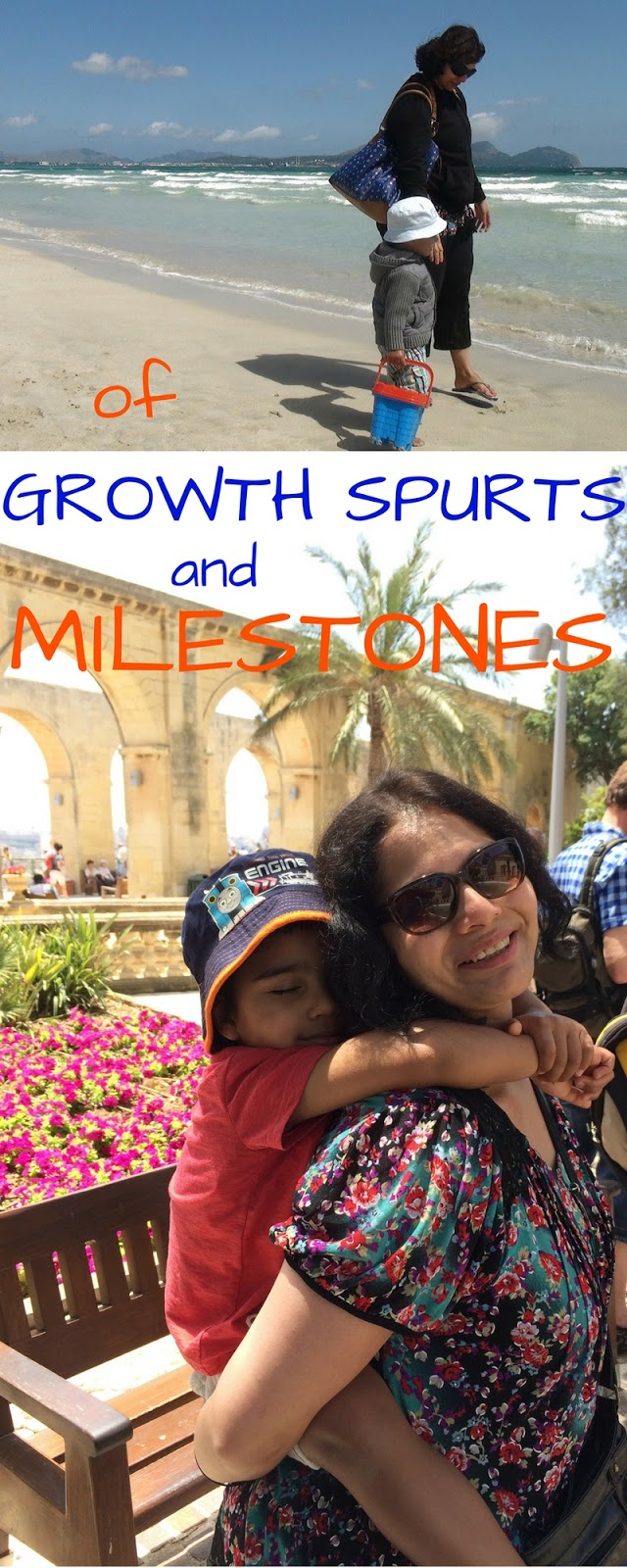Of Growth Spurts and Milestones