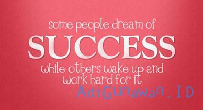 Kata-kata Bijak Motivasi Sukses dari Tokoh Dunia