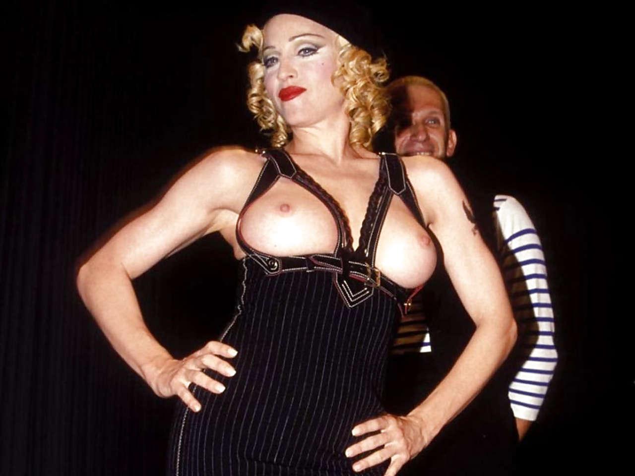 Madonna Naked Pics