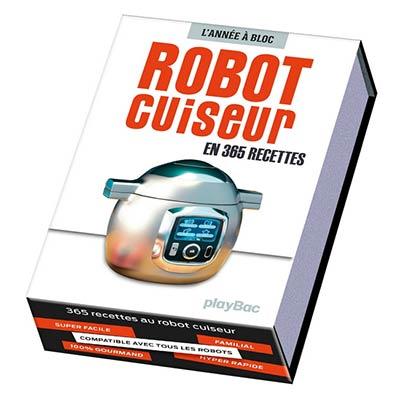 meilleur livre robot cuiseur