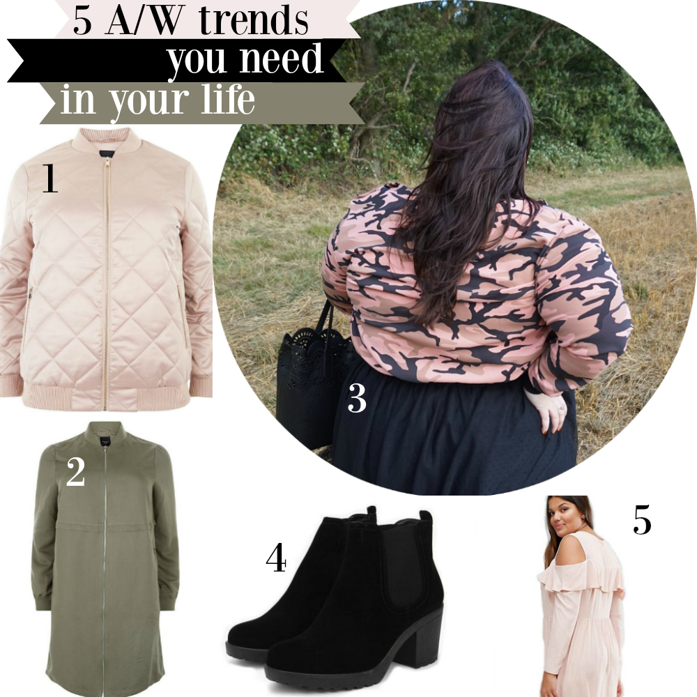 5-Autumn/Winter-trends-you-need-in-your-life // www.xloveleahx.co.uk