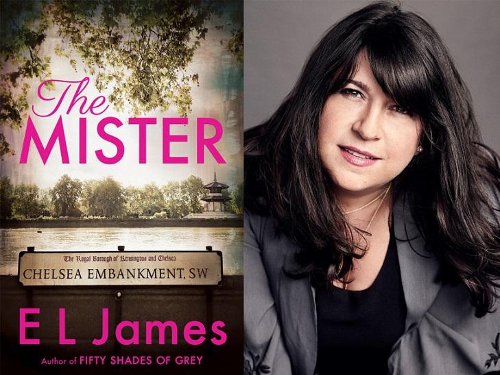 El James, Satu-satunya Penulis yang Mampu Mengalahkan J.K. Rowling