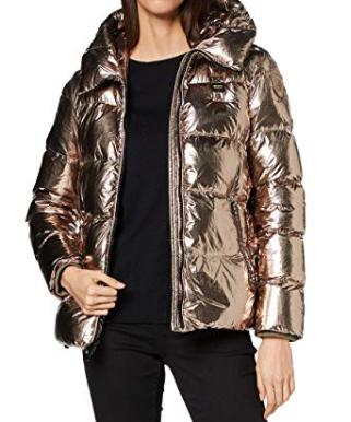 giacca metallizzata
