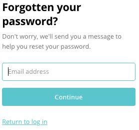 Cara Ganti Password Canva