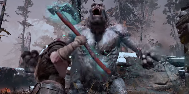God of War comparte una serie de vídeos detrás de las cámaras