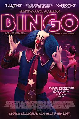 Bingo: O Rei das Manhãs [2017] [NTSC/DVDR- Custom HD] Ingles, Español Latino