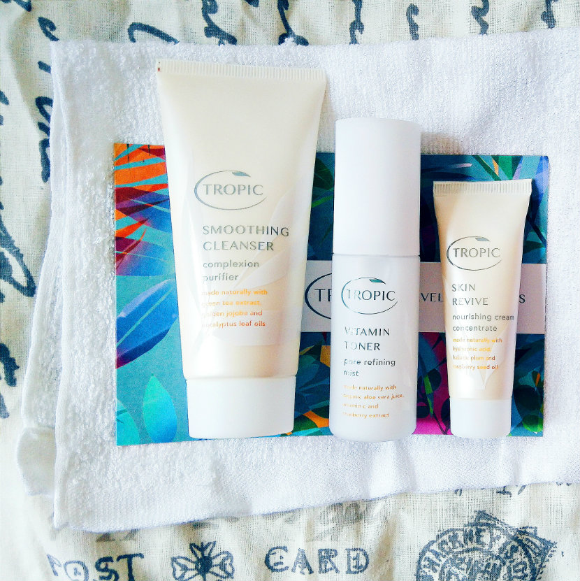Tropic Travel Essentials