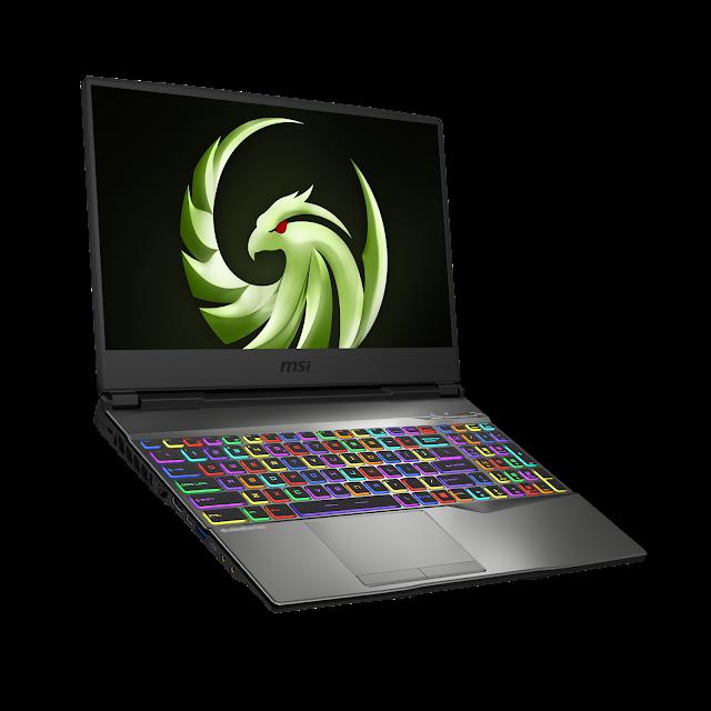 laptop gaming msi