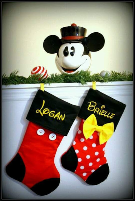 Mickey Mouse Decoracion Navidad ~ Decoraci?n del Hogar, Dise?o de Interiores, C?mo decorar, Design