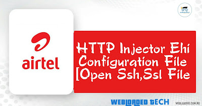 HTTP Injector Ehi Configuration File [Open Ssh,Ssl File