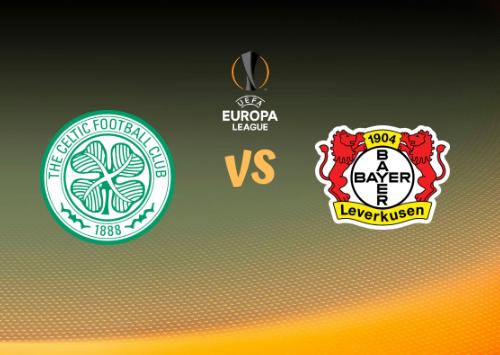 Celtic vs Bayer Leverkusen  Resumen