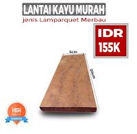 lantai kayu murah merbau