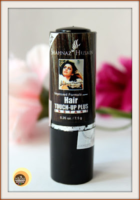 Shahnaz Husain Hair Touch-up Plus Instant (BLACK) Review on NBAM