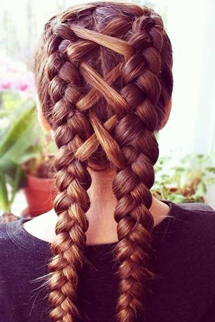 Quem não gosta de arrasar com o cabelo, não é mesmo? E com esses penteados maravilhosos com tranças, você vai ficar ainda mais linda. São 10 penteados incríveis e lindos para você se inspirar e arrasar.