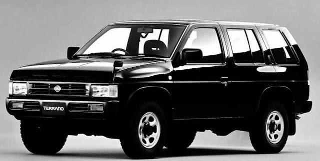Kelebihan dan Kekurangan Nissan Terrano