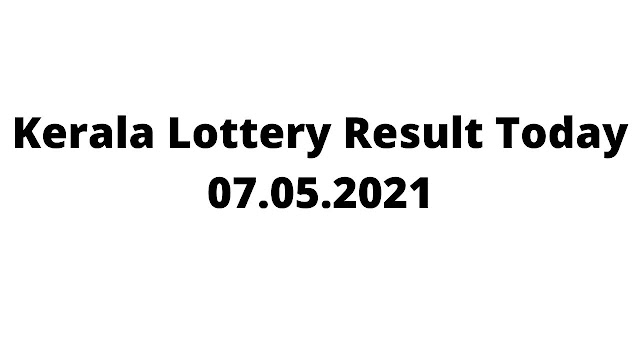 Kerala Lottery Result Today Live 07.03.2021 | Bhagyamithra BM-4 Lottery Result