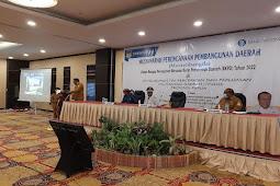 Dance Yulian Flassy Ingatkan Pemerintah Daerah Susun RKPD 2022 Gunakkan SIPD