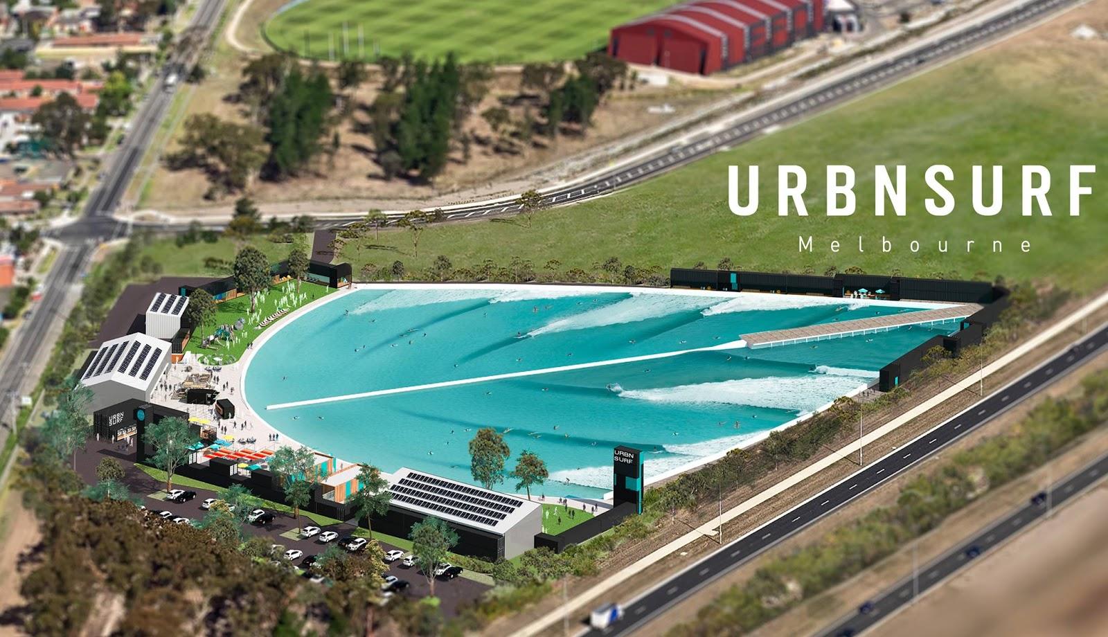 URBNSURF Melbourne Australia s first surf park