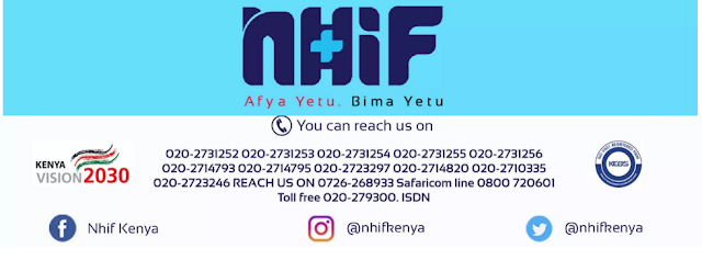 How to Contact NHIF