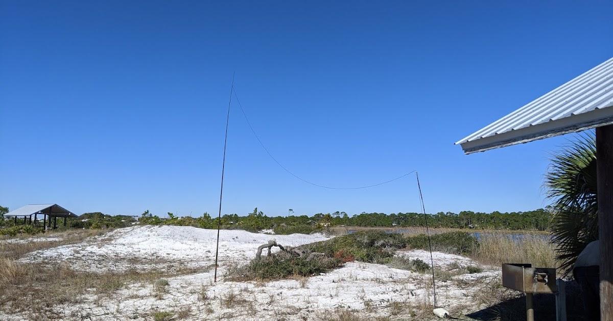 POTA and RaDAR on the Florida Gulf Coast