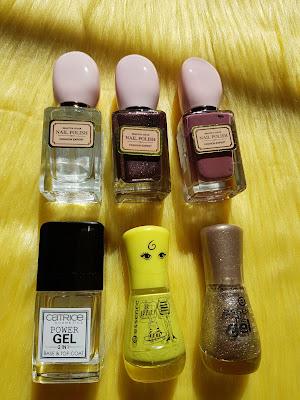 Panama nail polish haul - www.modenmakeup.com