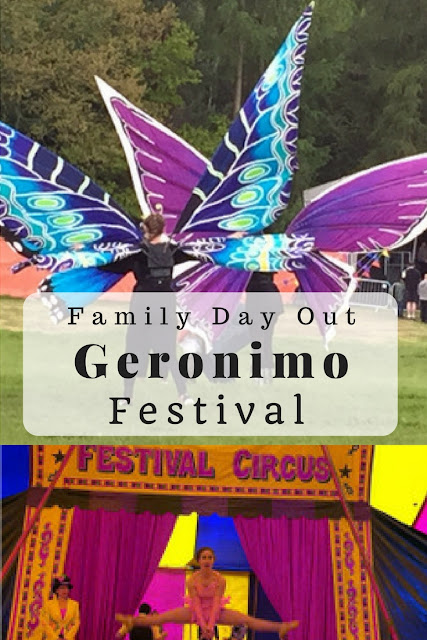 Geronimo Fabulous Family Festival
