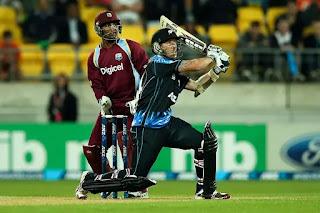 Luke Ronchi 51* - New Zealand vs West Indies 2nd T20I 2014 Highlights