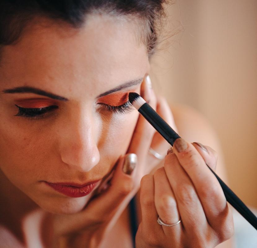 revue beauté maquillage mariage moderne