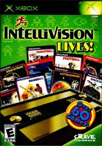 Intellivision Lives! lives original xbox