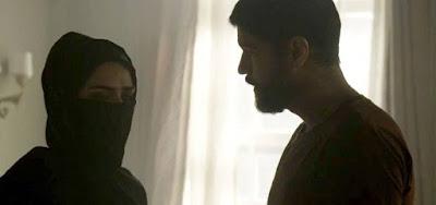 Soraia (Letícia Sabatella) e Hussein (Bruno Cabrerizo) serão vítimas de atentado em Órfãos da Terra
