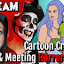 Cartoon Crushes & Meeting HORROR Icons Feat. Count Jackula 💀 Stream EP 1.3
