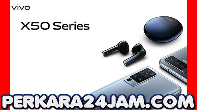 Harga Vivo X50 Dan X50 Pro Tembus Rp 10 Juta