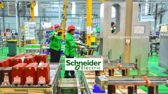 Lowongan Kerja PT Schneider Electric