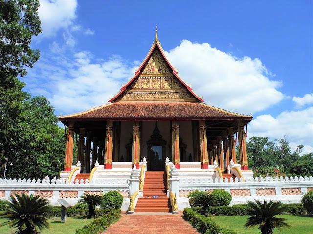 ho pha kaew vientiane laos