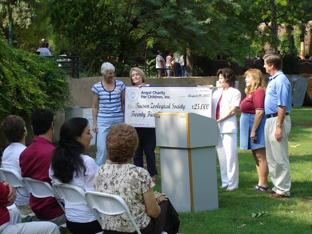 Raising Revenue at the Reid Park Zoo - Jilly Jesson Smyth - Association of Fundraising Professionals