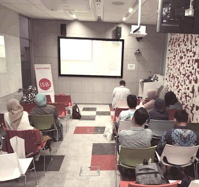 ruang yang ada di kantor Google Indonesia