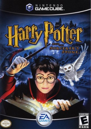 Harry Potter Y La Piedra Filosofal Gamecube Mega Gamer San