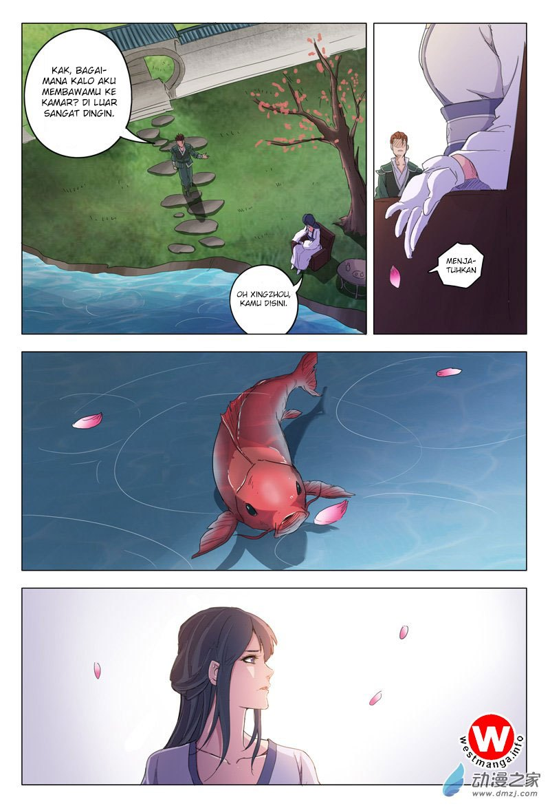 Deity's Path through Ten Thousand Worlds: Chapter 12 - Page 5