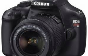 foto kamera DSLR canon