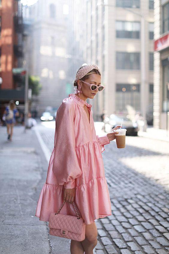 Tendência da vez: Vestidos Volumosos