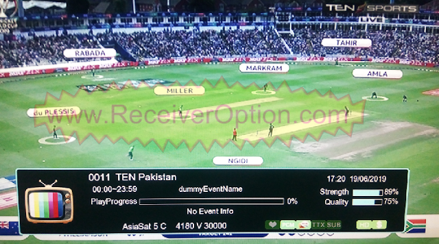 15 July 2019 Ten Sports Ok Softwares - `
