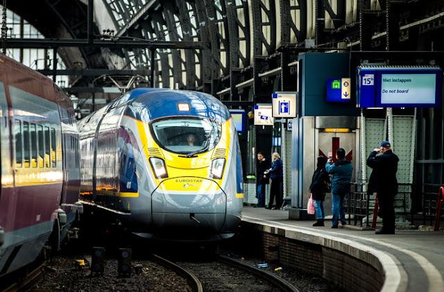 هولندا.. موعد انطلاق القطار السريع من أمستردام إلى لندن