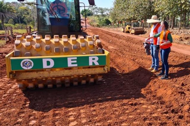 Governo de Rondônia convoca engenheiros civis aprovados em processo seletivo do DER