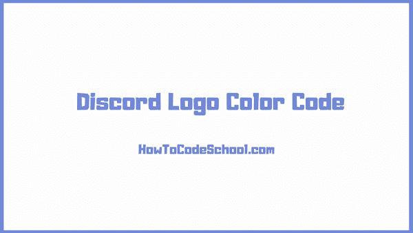 Discord Logo Color Code