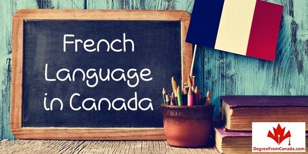 Le français perd du terrain au canada, y compris au Québec
