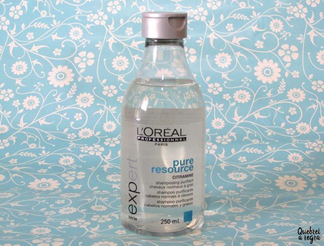 Shampoo Pure Resource da L'Oréal Professionnel
