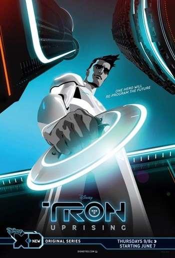 Tron Uprising Serie Completa Latino